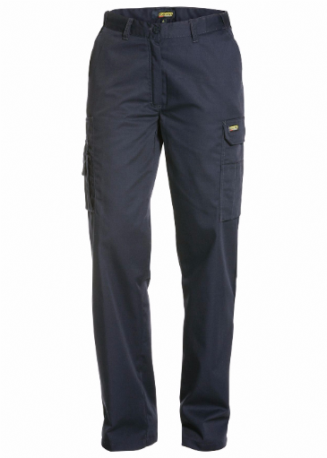 Blaklader 7120 Ladies Service Trousers (Navy Blue)